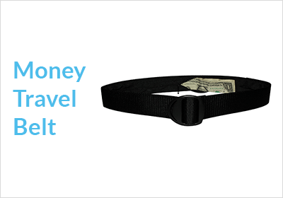 Money Travel Belt