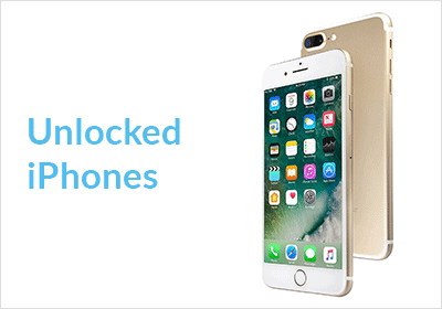 Unlocked iPhones