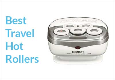 best travel hot rollers