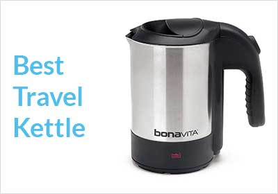 best travel kettle