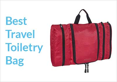 best travel toiletry bag